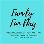 Arts Center Family Fun Day