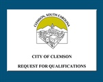 Request for Qualifications: City of Clemson's Green Crescent Trail Design Services