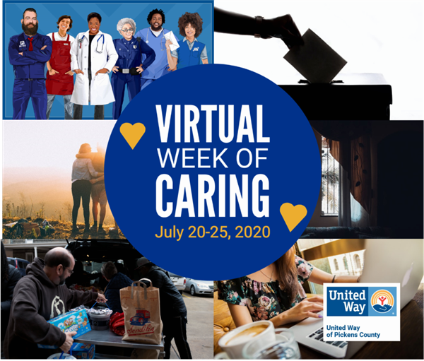 United Way's Virtual Week of Caring