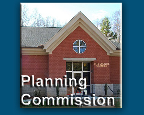 Planning Commission Meeting - August 10, 2020 - CANCELLED