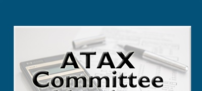ATAX Committee Meeting October 21st, 2020