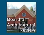 Board of Architectural Review Meeting - November 11, 2020