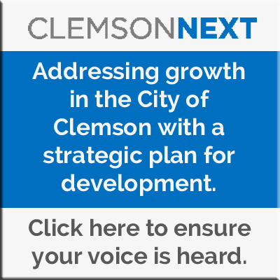 Click here to navigate to the ClemsonNEXT website